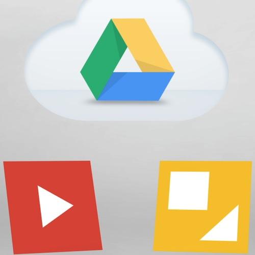 WeVideo Google Drive